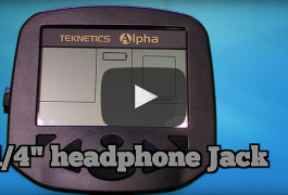 Teknetics Alpha 2000 Introduction and How To Video Manual