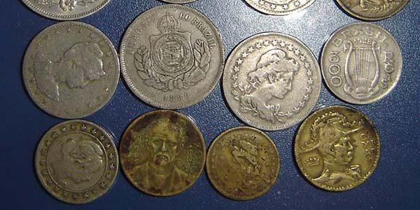 Old coins found with Teknetics T2